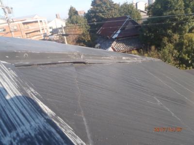 屋根現調写真