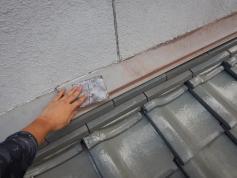 稲沢市 外壁塗装 アレスダイナミック 施工中
