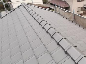 屋根の葺き替えで長く住める家になりました。今後もお願いしたいです。