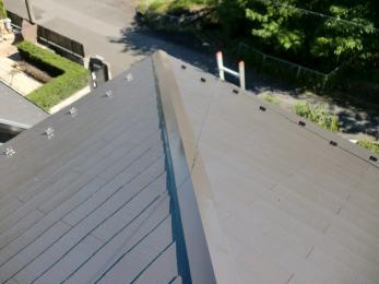屋根を新しくきれいにして頂いて大変満足しております。