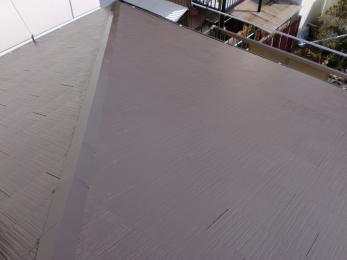 見た目も良くなり、そして塗装したことによって雨漏れや撥水、抗菌防止にもなりましたね!!!