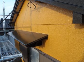 ガラリと色を明るい黄色にしてみました!見ているだけで明るい気持ちになるお家になったと思います。