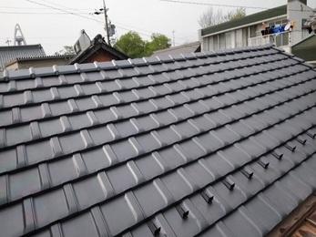 火災保険の支給があり、雨漏れの原因も解決し屋根もしっかりなおりました。