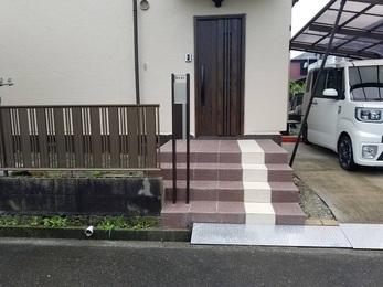 最上段のスペースが広くなり玄関ドアを開けても来客者との距離にゆとりができた。