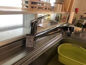 ご希望通りの商品が新年特化でご提供でき、キッチン水栓が新しくなると料理するのも楽しく感じます。
