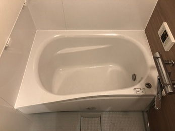 お風呂もとても綺麗になり、毎回の掃除によるストレスが解消されすごく満足のいく工事になった。