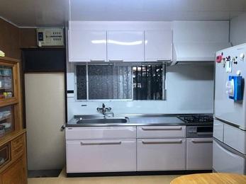 汚れが付きにくい耐火性もあるタカラスタンダードのホーローキッチンを 採用したことで長く安心して使って頂けるようになりました。