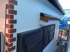 外壁のひび割れや色褪せが気になっていたが、しっかりとした補修を行う事できれいになった。 ハウスメンテナンス
